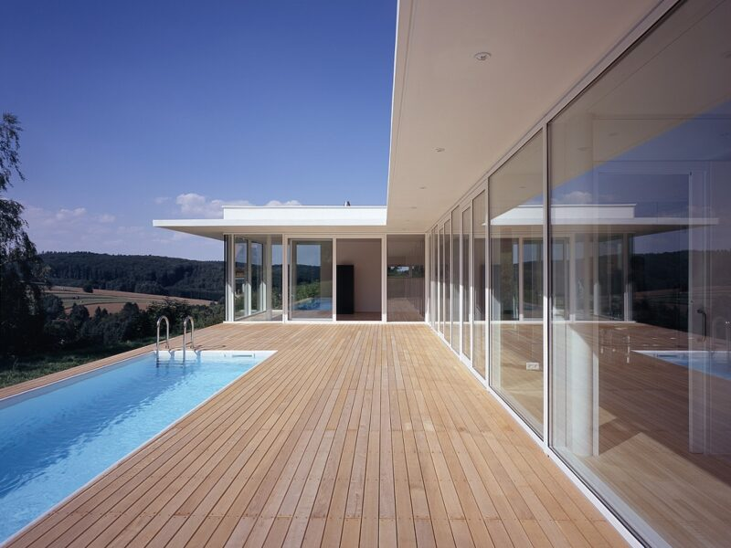 Terrassendiele Eiche