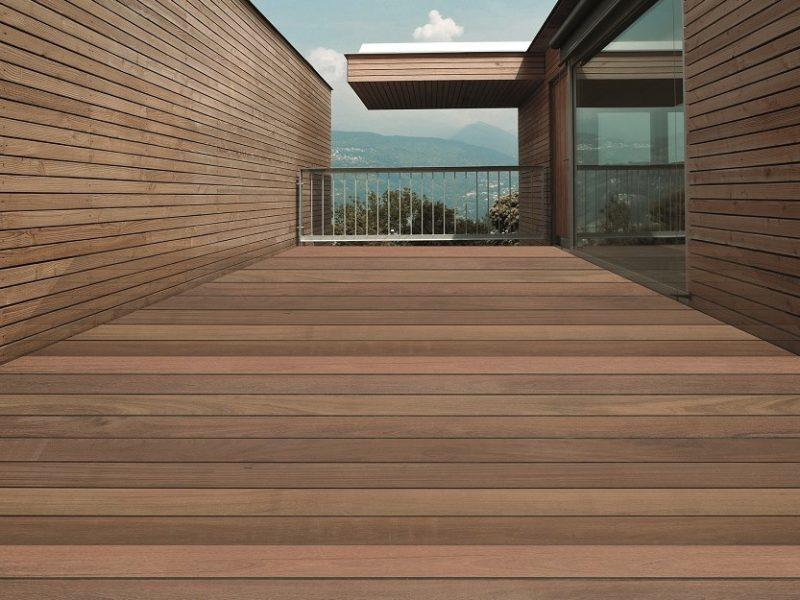 Terrassenholz Cumaru